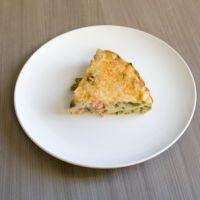 Frittata met groene asperges en champignons : Koolhydraatarme recepten