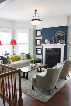 "Meg & Joe's ""In Full Bloom"" House Tour"