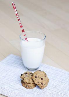 Chocolate Chip Chia Cookies - Vegan Family Recipes