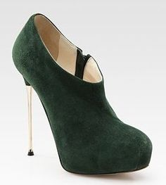 Brian Atwood - Forest green