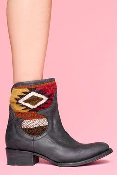 Caballero Ankle Boots!