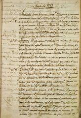 1º Libro de Decretos de la Diputación de Córdoba. Recoge todos los acuerdos tomados sobre las materias que se le solicita, sobre todos de pa...