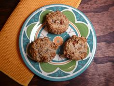 Flourless Coconut Almond Butter Muffins- love recipes like this, easy, healthy and yummy! Flourless Muffins, Almond Butter, Love Food, Recipe Ideas, Coconut, Cookies, Healthy, Desserts, Easy
