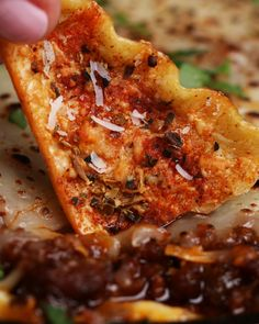 Lasagna Chips And Dip Recipe by Tasty
