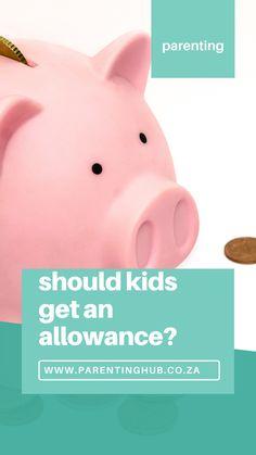 Should Kids Get An Allowance? Gentle Parenting, Parenting Advice, All Kids, Raising Kids, Keep It Cleaner, Say Hello, Piggy Bank, Tween, Homework