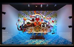 GET IN THE HOLIDAY SPIRIT WITH NEW YORK CITY'S BEST DEPARTMENT STORE WINDOW DISPLAYS