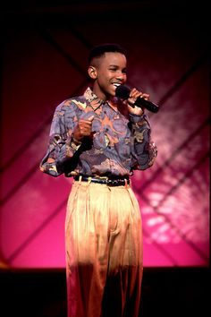 Tevin Campbell// when I was 6 I just knew I was gonna marry him. Lmao