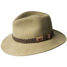 Bailey of Hollywood Mens Coeburn Hat Fedora
