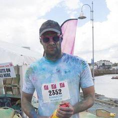 Bressie takes part in 2014 Rainbow Run Dun Laoghaire Harbour