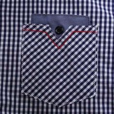 Stylish Shirts, Casual Shirts For Men, New T Shirt Design, Shirt Designs, Mens Shirt Pattern, Estilo Denim, Mens Designer Shirts, Camisa Polo, African Men Fashion
