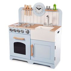Delicieux Country Play Kitchen By Tidlo. Get Your Children Cooking Up A Storm In The  Kitchen With This Beautiful **Tidlo Country Play Kitchen** Playset Which  Looks ...