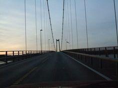 Bømlo bridge