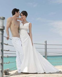 Marylise Spring Summer 2012 Bridal Collection
