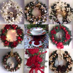 39 days 'til Christmas - my Christmas decor collection