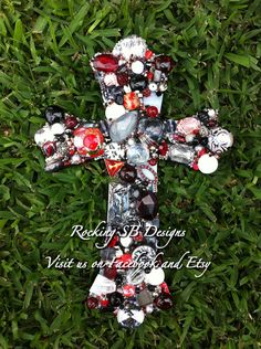 Black and Red Cross  Created using Costume by RockingSBDesigns, $55.00