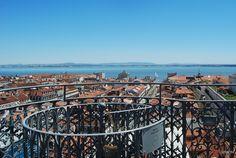 Miradouro do Elevador de Santa Justa, Lisboa