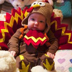 Jimmy Fallon's Daughter Winnie Is Dressed Up as a Cute Little Turkey—See the Precious Pic!  Winnie Fallon, Thanksgiving Turkey