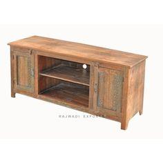 100 % Solid Wooden Rustic Barn art Plazma -  Home Decor Ideas- Rajwadi Exports