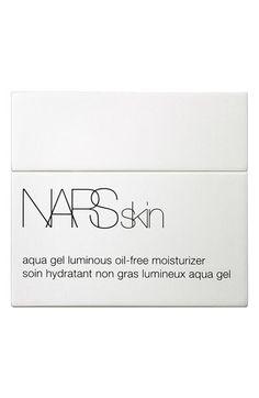 Nars Skin Aqua Gel Luminous Oil-Free Moisturizer | hellostash.com