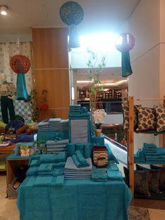 Display Home Linen Metropolitan Retail Mart Jakarta Indonesia #vmpoint #window