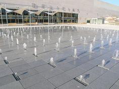 Architizer-3D fountain zaragoza spain