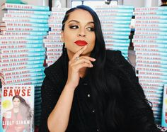 "Lilly Singh aka iisuperwomanii - the author of ""How To Be A Bawse""💕 Lily Singh, Comedy Show, 3 In One, Celebs, Celebrities, Woman Crush, Youtubers, Therapy, Author"
