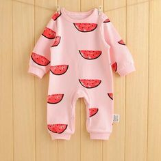 8c57a7d8c Baby Rompers Spring Autumn Cartoon Baby Clothes Cotton Long Sleeve Kids  Jumpsuits Boys Girls Rompers Outfits Baby Girls Clothes