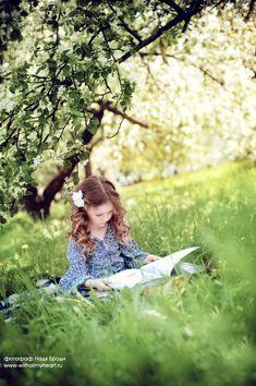 фотосессия в цветущем саду с детьми: 10 тыс изображений найдено в Яндекс.Картинках