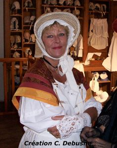 Au Musée du Costume Comtois à Ornans