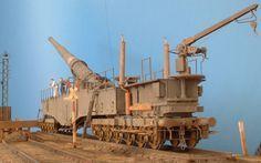 missing-lynx.com - Gallery - Lester Plaskitt's K5 Rail Gun