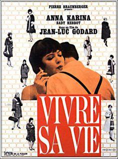 Vivre Sa Vie  - Godard
