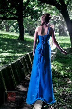 What a fairytale! Studio Lighting, One Shoulder, Formal Dresses, Fairytale, Model, Profile, Fashion, Dresses For Formal, Fairy Tail