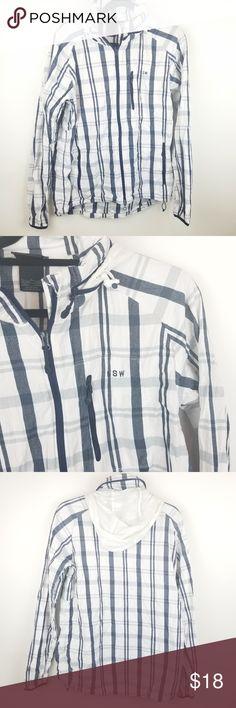 Nike Men's Woven Camo Print Training Jacket Blue L   Nike