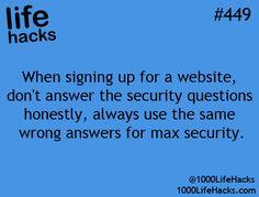 Life Hack #449