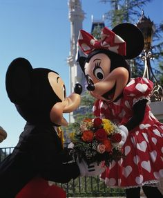 Mickey Minnie <3