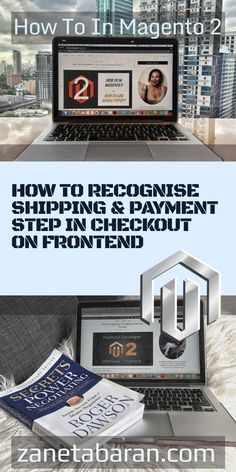 Learn how to recognise shipping and payment step in checkout on frontend in Magento 2 project. Easy and detailed tutorial for frontend developers. Web Development, Ecommerce, Bodybuilding, Challenges, Technology, Learning, Business, Projects, Travel