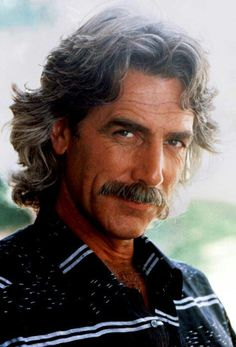 Sam Elliot...love his voice