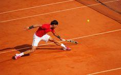 Аби тільки дощі не завадили. Столиця Франції знову зібрала найкращих тенісистів світу на турнір «Ролан Гаррос» #WZ #Львів #Lviv #Новини #Спорт