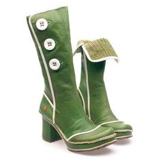 SWOON!!!!! Boots By The Art Company