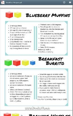 21 day fix recipes paleo breakfast burrito