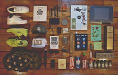 ESSENTIALS – Curating Personal Items Each Creative Can't Live Without Bryan Espiritu | Founder @ The Legends League