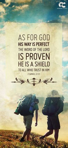 Those that trust in God have a Protector. He is a proven shield against all evil whether in deeds or words. Thank you Father for being my Protector. ~Me  #God   #bibleverse   #IAM