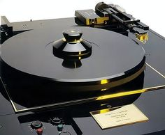 Audiomeca Pierre Lurne J1 turntable