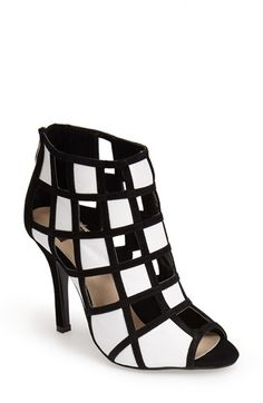 N.Y.L.A. 'Romeo' Cutout Sandal (Women) available at #Nordstrom