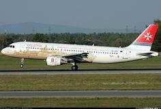 Air Malta Airbus A320-214 Valletta