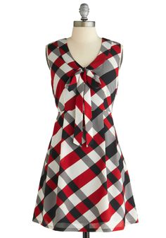 Plaid Grad Dress $59.99 SO CUTE!