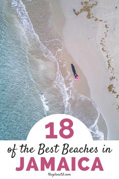 Best Beaches in Jamaica | Jamaica has some of the best beaches in the Caribbean. To help you plan your trip to Jamaica, we're breaking down the must-visit beaches to make the most of your stay. | The Planet D | #Jamaica | best jamaican beaches | jamaica best beaches Jamaica Jamaica, Visit Jamaica, Jamaica Travel, Beach Travel, Beach Trip, Runaway Bay, Treasure Beach, Cornwall Beaches, Moon Palace
