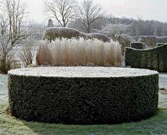 Piet Oudolf, garden designer Biennale Venezia - Living