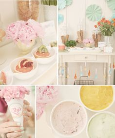 All these pretty, soft colors make me feel all mellow and frenzied at the same time.