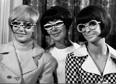 Sunglasses, UK, 1966.